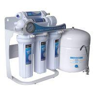 Purificador de agua Ósmosis Inversa 175 l/día 5 etapas de filtrado c/estanque