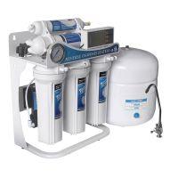 Purificador de agua Ósmosis Inversa 175 lts/dia 5 Etapas filtrado c/estanque + TDS + Bomba