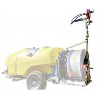 Accesorio estándar para pulverización en altura Electropitón Impac 12v (equipos arrastrados) 4,50 mt altura
