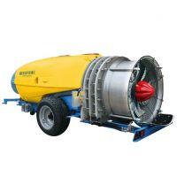 Atomizador arrastrado Super Bigger 2.000 lts - Bomba IDB2001 - 50 bar - 182 l/min.