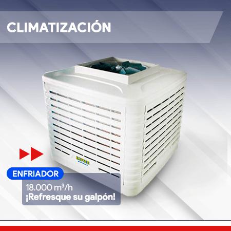 Climatización Impac Peru