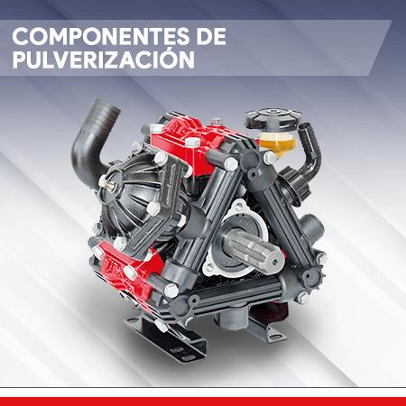 Componentes de Pulverización Impac Peru