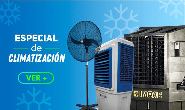 Especial de Climatización