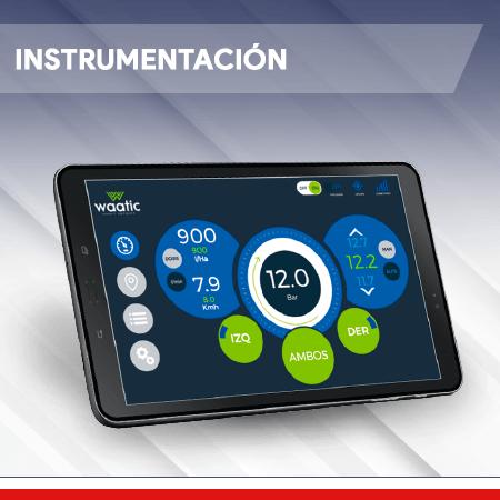 Instrumentación Impac Peru