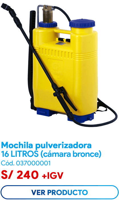 Pulverizador manual Impac-16 PRO