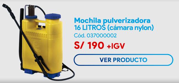 Pulverizador manual Impac-16