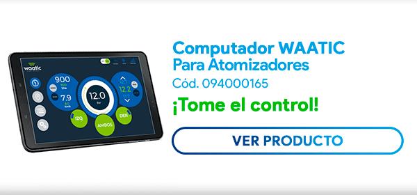 Computador Waatic para atomizadores