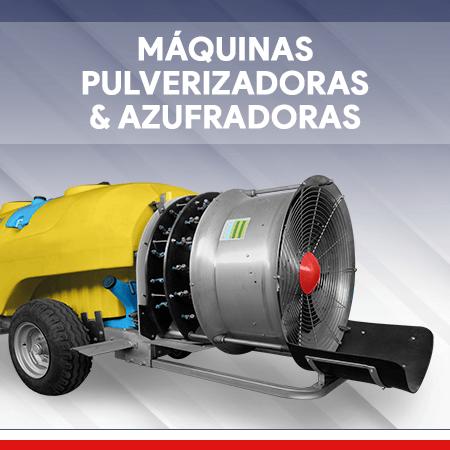 Máquinas Pulverizadoras y Azufradoras Impac Peru