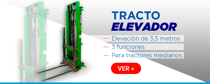 tracto elevador IMPAC